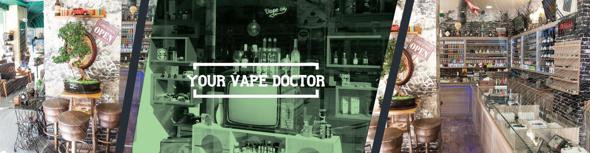 Doctor Antismoke | Your Vape Doctor