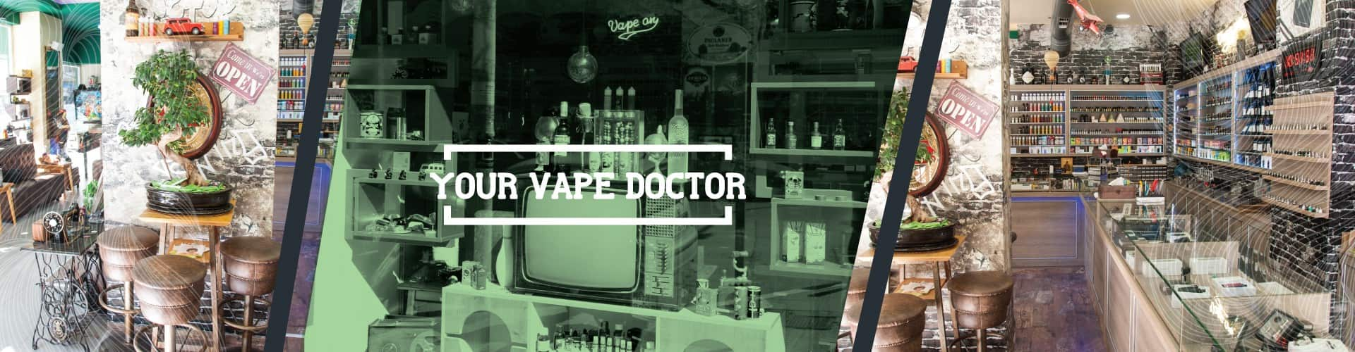 Doctor Antismoke | Your Vape Doctor